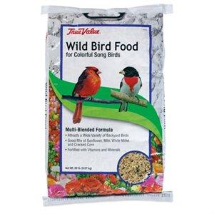 20lbs wild bird food