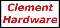 True Value Clement Hardware Logo